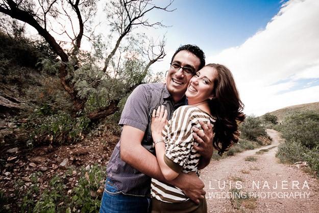 felices los nocios en su sesion fotográfica en chihuahua