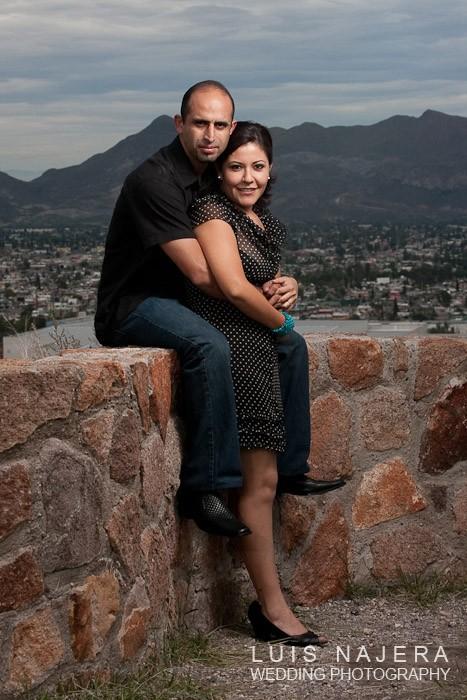 Sesión fotográfica, casual de compromiso en chihuahua mx
