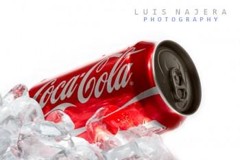 coca cola, producto, estudio, fotógrafo profesional